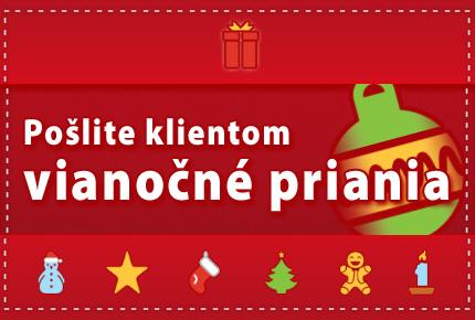 Vianočné SMS priania