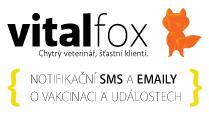 vetbook komunikuje s vitalfoxem